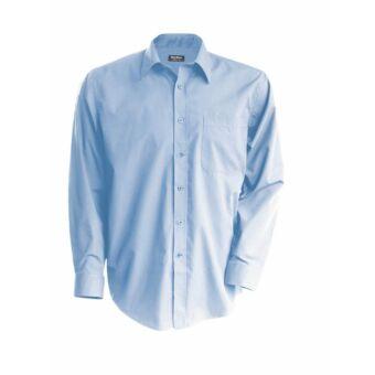 Kariban supreme vasalásmentes világoskék férfi ing