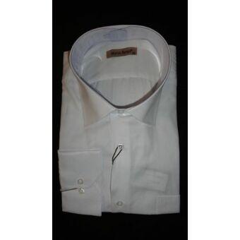Marco Renzo fehér férfi ing normál
