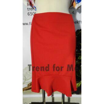 Mya piros alakformáló szoknya