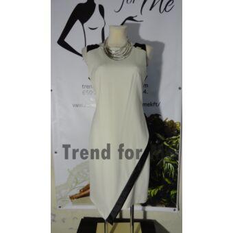Mystic Day  fekete - fehér alakformáló ruha