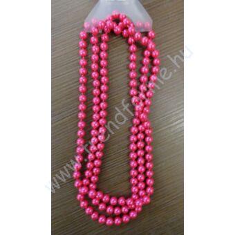 Pink gyöngysor