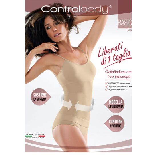 Controlbody trikó testszínű