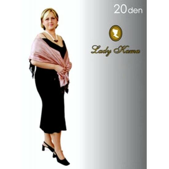 Lady Cama Antonia Classic 40 denes harisnyanadrág fekete