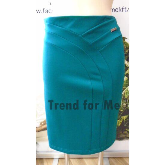 Mya zöld alakformáló szoknya
