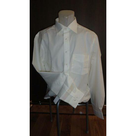 Olymp vajszínű karcsúsított ing