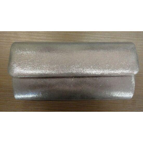 Díva ezüst táska