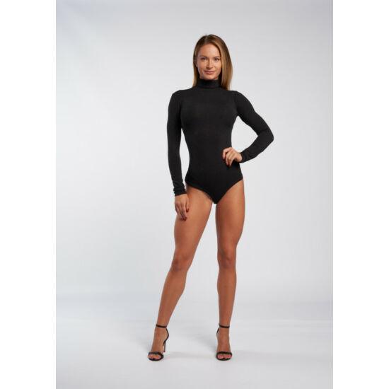 Envy fekete garbós body