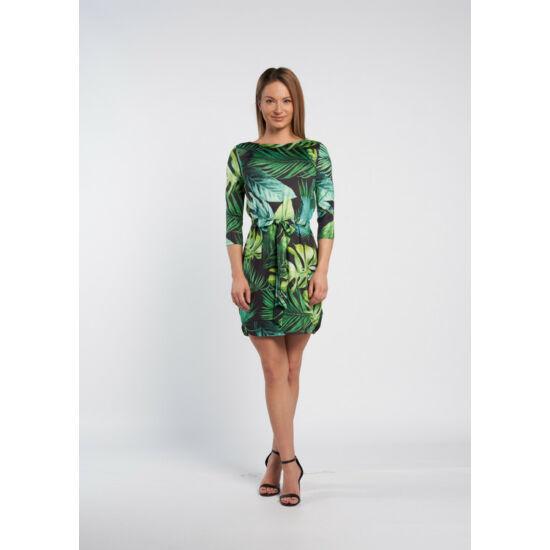 Envy dzsungelmintás kötős ruha