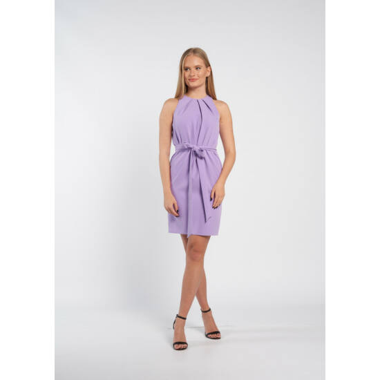 Envy világos lila kötős zsákruha