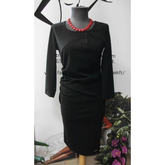 Mystic Day fekete alakformáló ruha