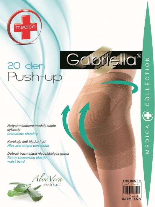 Gabriella Push - Up alakformáló harisnyanadrág bézs 9116a94007